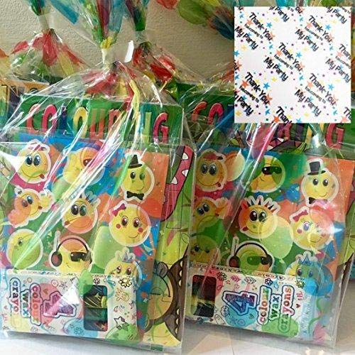 Children's Pre Filled Party Bags - Kids Goody Bags for Boys and Girls (10...