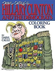 Color Hillary Clinton and the Democrats by Daryl Cagle