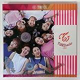 JYP Ent. Twice - TWICEcoaster : Lane 1 [Neon Magenta B ver.] CD+Photobook+Photocard+Extra Photocards Set