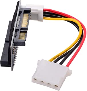 "Cablecc IDE/PATA 40Pin Disk to SATA Female Converter Adapter PCBA for Desktop & 3.5"" Hard Disk Drive"