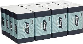Kleenex 1890 Kleenex Multifold Hand Towels, White, 150 Towels/Pack, Case of 16 Packs, White 5.530 kilograms