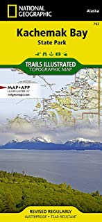 Kachemak Bay State Park: Trails Illustrated Other Rec. Areas