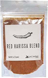 Collected Foods Harissa Seasoning - A Unique Spice Blend by 2 oz (1 Package)