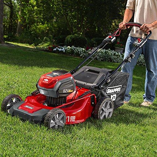 """Snapper 1687914 21"""" SP Walk Mower Kit, Self Propelled, Red/Black"""