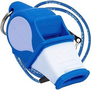 Fox 40 Sonik Blast Whistle Blue / White