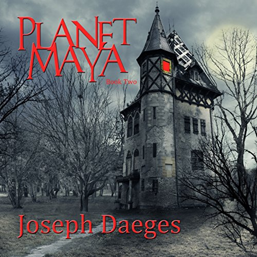 Planet Maya, Book Two audiobook cover art