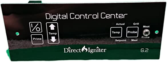Direct Igniter Digital Thermostat Board/Control Center for Louisiana Pellet Grills (Board ONLY)
