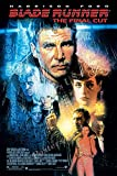 Posters USA Blade Runner Movie Poster GLOSSY FINISH - MOV045 (24' x 36' (61cm x 91.5cm))