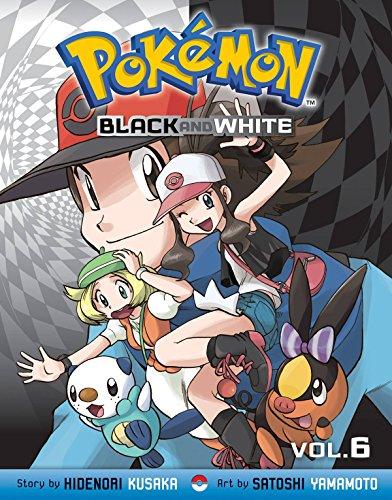 POKEMON BLACK & WHITE GN VOL 06 (C: 1-0-0)