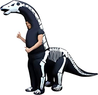 Inflatable Dinosaur Costume, Choose From Our Adults And Kids T-Rex, Skeleton, Diplodocus Costumes