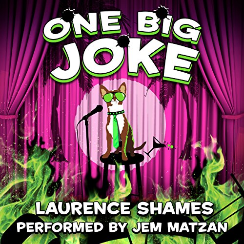 One Big Joke audiobook cover art