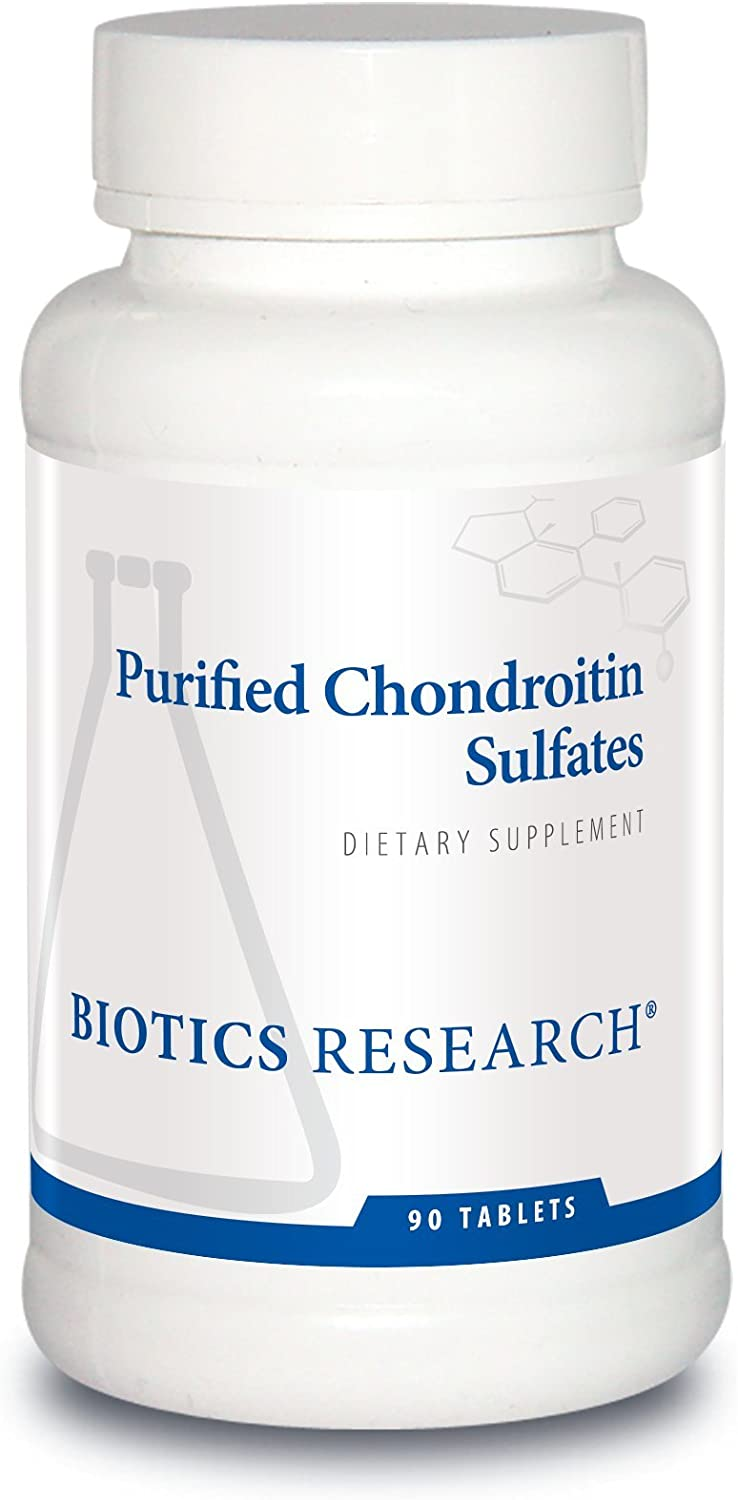 Biotics Research Purified Chondroitin 40% OFF Cheap Sale Supports San Diego Mall Healthy Sulfates