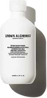 Grown Alchemist Detox — Conditioner 0.1: Sea-Buckthorn CO2 Extract, Hydrolyzed Silk Protein, Amaranth, 200 ml