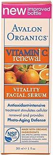 Avalon Organics Vitamin C Vitality Facial Serum