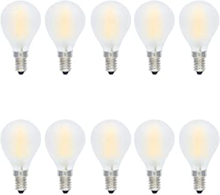golf ball e14 light bulbs