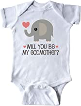 inktastic - Will You Be My Godmother Infant Creeper 34a12