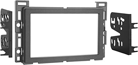 Metra Double DIN Dash Installation Kit for 2010-Up Select GM/Pontiac/Saturn Vehicles (Silver)
