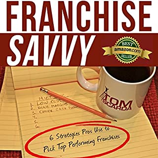 Franchise Savvy audiobook cover art
