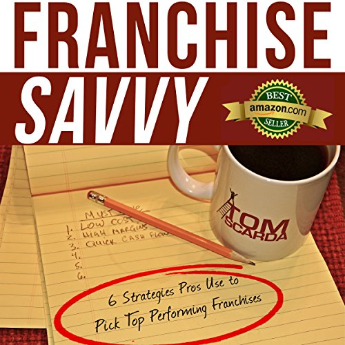 Franchise Savvy cover art