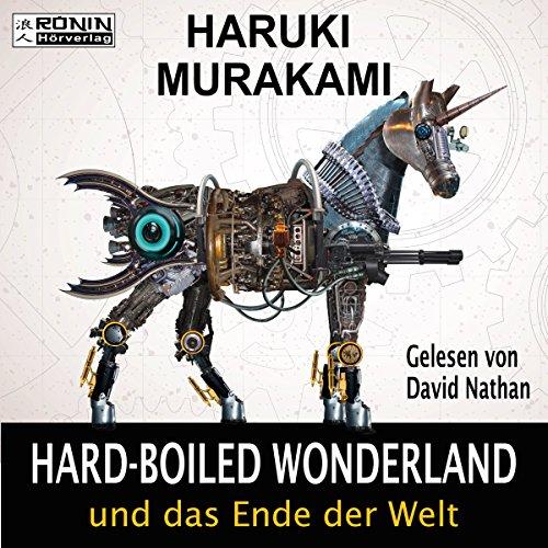 Hardboiled Wonderland und das Ende der Welt audiobook cover art