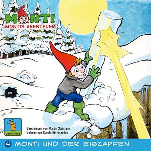Monti und der Eiszapfen Titelbild