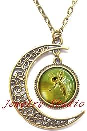 fairy jewelry Spirit art Bracelets night spirit Bracelet-HZ00445 fairy Bracelets fairy Bracelet Grimshaw art Bracelets fairy jewellery