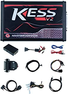 Uqiangbao Fit WA0069B Kess V2 5.017 Master Version No Token ECU Programming Tool OBD2 Manager Tuning Kit Car Diagnostic Tool Set