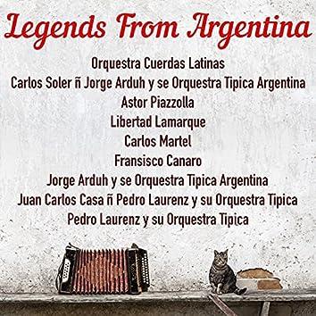 Authentic Tangos of Argentina