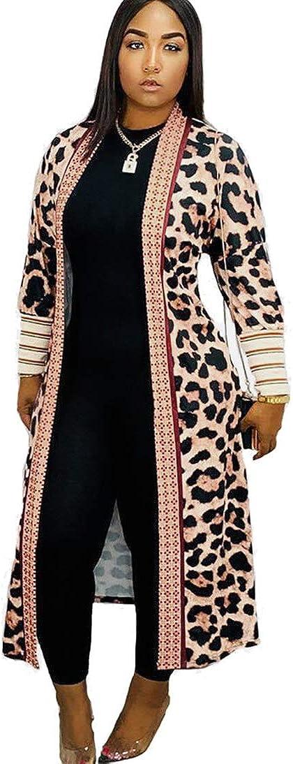 Long Cardigan メーカー直売 人気海外一番 for Women Lightweight Coat Open Front Jacket Outwe