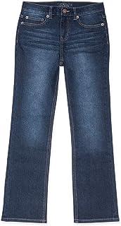 Lucky Brand Girls' Midrise Bootcut Jean