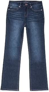 Kids Girl's Deandra Bootcut Jeans in Barrier Wash (Big Kids)