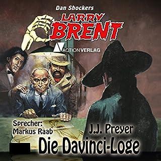 Die Davinci-Loge (Dan Shockers Larry Brent) Titelbild