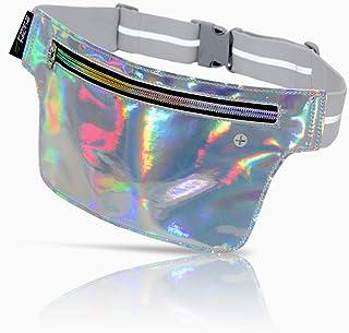 Ultra Slim Fanny Packs Running Belt, Water Resistant...