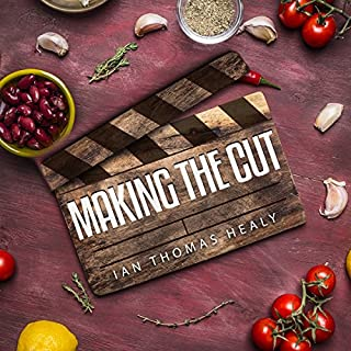 Making the Cut audiobook cover art