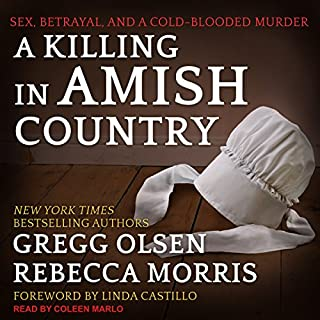 A Killing in Amish Country: Sex, Betrayal, and a Cold-blooded Murder cover art