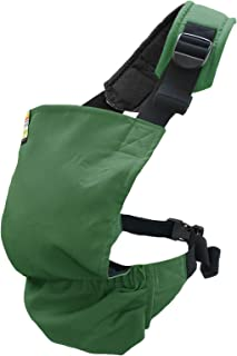 日本エイテックス キャリフリー サイドキャリーポケット 腰抱き専用抱っこひも 収納ポケット付き グリーン 4か月~ 01-116