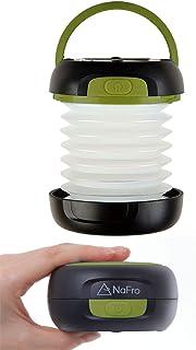 NaFro ナフロ 「意外と便利なランタン」 LEDランタン 充電式 ソーラー キャンプ スマホ充電 led LED ランタン ledライト トーチ 折りたたみ アウトドア 懐中電灯 屋外 防災 USB充電式 太陽光 発電