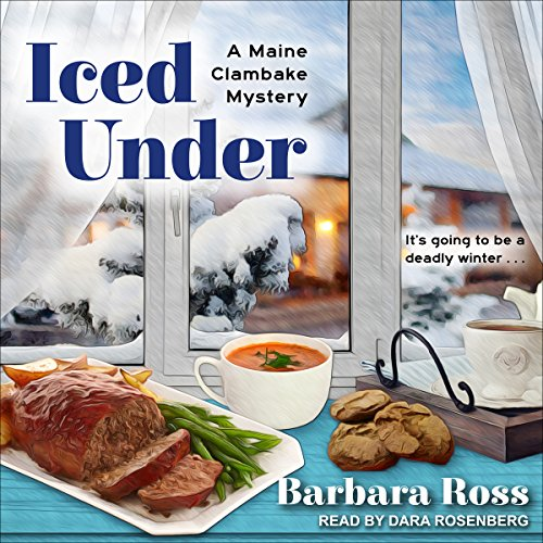 Iced Under audiobook cover art