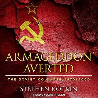 Armageddon Averted audiobook cover art