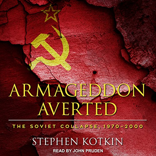 Armageddon Averted audiobook cover art