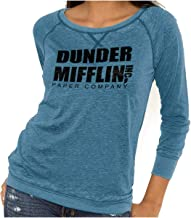 Dunder Paper Company Mifflin Office TV Show Vintage Fashion T