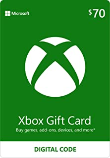 Best $70 Xbox Gift Card [Digital Code] Review