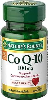 Nature's Bounty Co Q-10 100 mg Q-Sorb, 45 Softgels