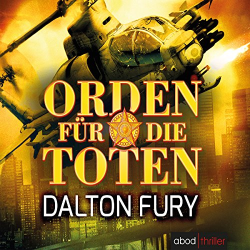 Orden für die Toten audiobook cover art