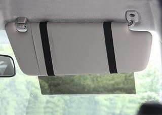KKmoon Pel/ícula de Aislamiento,Cortina de Aislamiento Transparente Completamente Cerrada Pel/ícula Protectora Sellado Autoadhesiva para Autom/óviles Taxis
