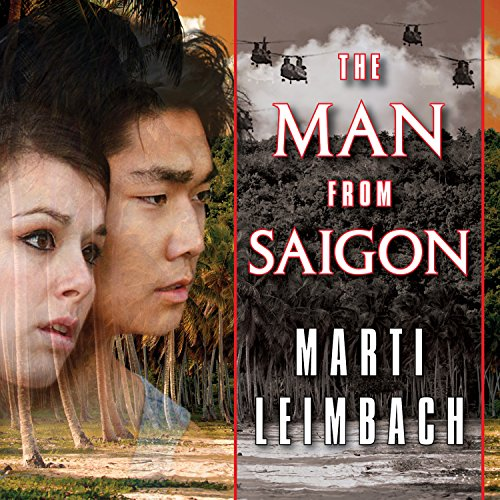 The Man from Saigon audiobook cover art