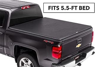 TruXedo TruXport Soft Roll-up Truck Bed Tonneau Cover | 270601 | fits 07-13 GMC Sierra & Chevrolet Silverado 1500 w/Track System 5'8