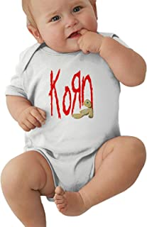 LouisBerry Korn Baby Jungen Pyjama Unisex Strampler Baby Mädchen Bodysuit Säugling Kawaii Jumpsuit Outfit 0-2t Kinder