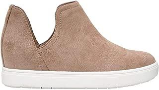 CUSHIONAIRE Women's Hero Hidden Wedge Sneaker +Wide Width Available