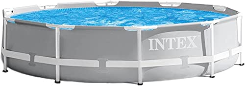 discount Intex online 10ft X 30in Prism Frame Pool Set lowest with Filter Pump online